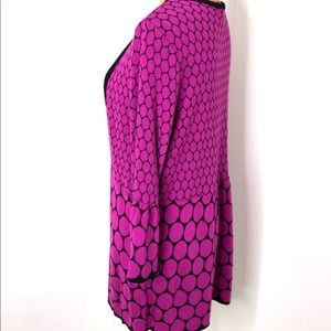 Style & Co Tops - Style&co. Woman Knit Tunic-Size 1X-Circle Design